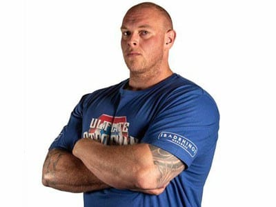 Business Angel for UK's Strongest Man